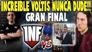¡INCREIBLE VOLTIS! Infamous vs EgoBoys [Game 2] - Gran Final - EPICENTER MAJOR DOTA 2