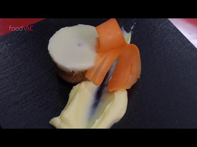 Regeneración de Carrot Cake foodVAC