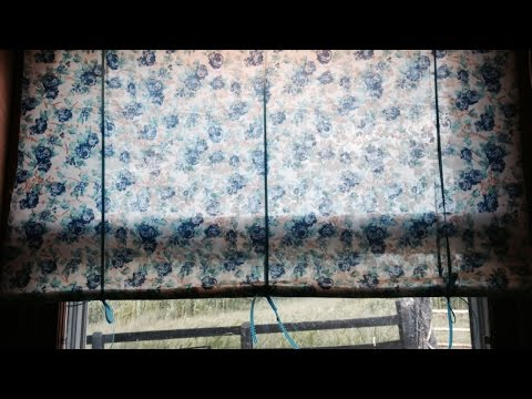 Make Cute No-Sew Summer Curtains - Home - Guidecentral