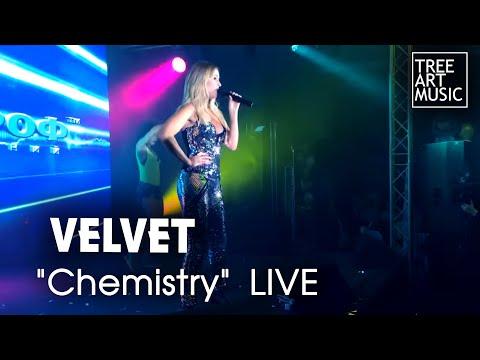Velvet - Chemistry live