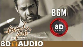 Aravindha Sametha BGM || 8D AUDIO || NTR || SS Thaman