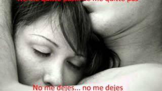 Jacques Brel, Ne me quitte pas. Subtítulos en español.wmv