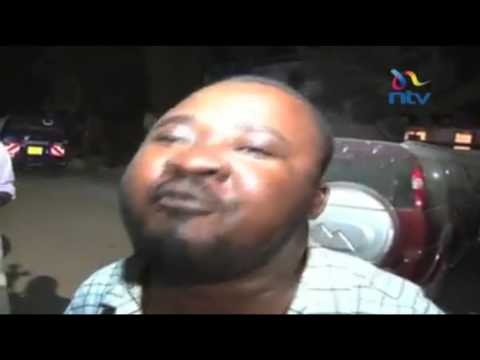 "VIDEO: Drunkest Man Ever Arrested  by NTSA "" You caught  me Like a RAT"" thumbnail"