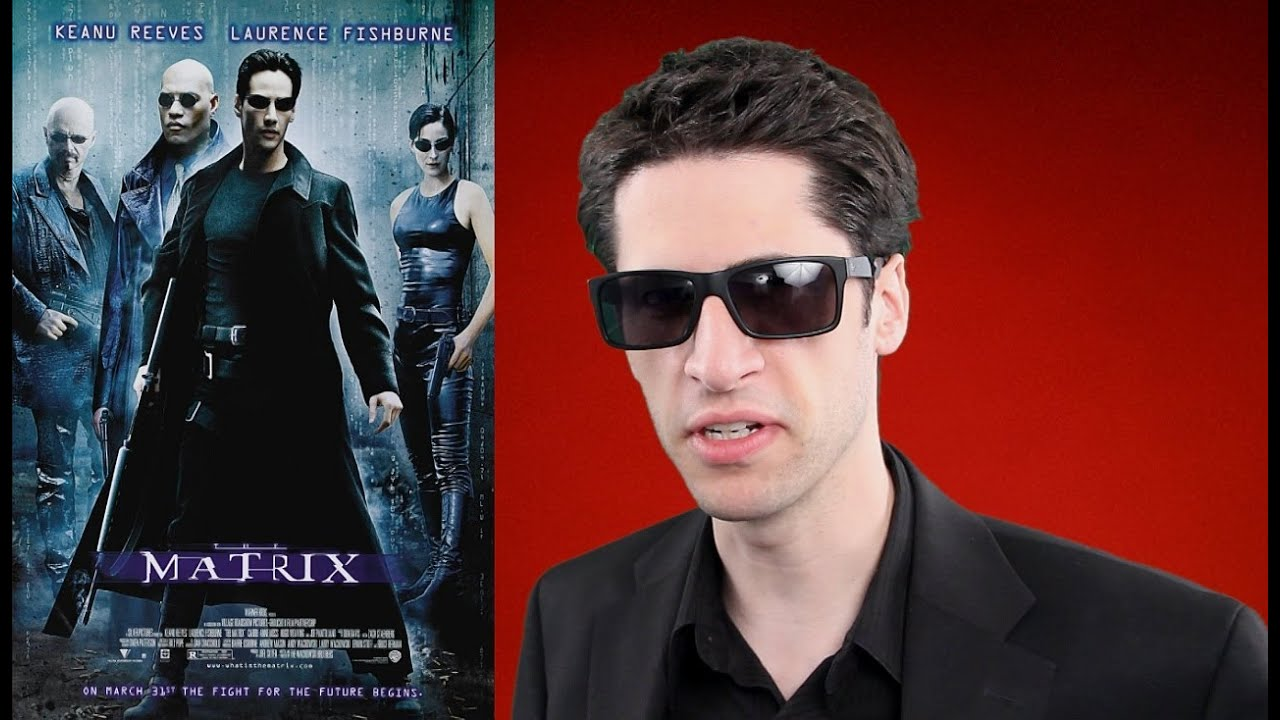 matrix movie review This movie is so pretentious that it invites speculation in kind the neo-wagne  rian soundtrack score falsely raises hopes that the matrix has.