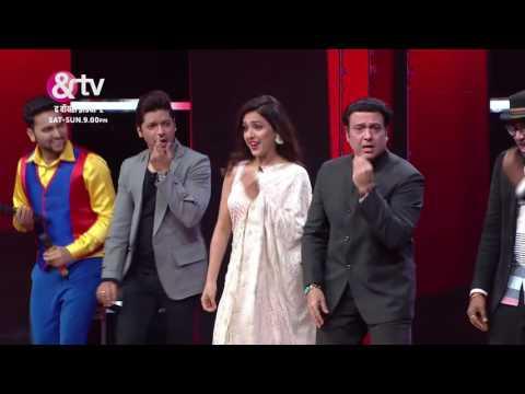 Govinda & Coaches Groove On Kisi Disco Mein Jaaye  Moments   The Voice India S2   Sat-Sun, 9 PM