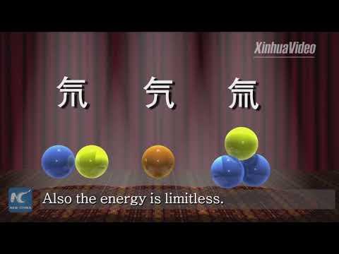 Artificial sun! China