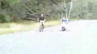 Electric Horse(tm), electric bike