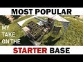 How I Build the Most Popular Starter Base: the 2x1 | Evil's Quick Tips 05