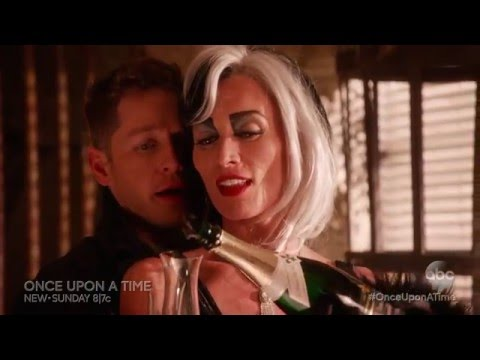 Cruella Mistakes David For James - Once Upon A Time thumbnail