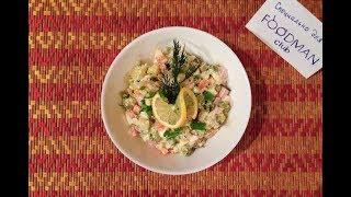 Оливье с вареной колбасой: рецепт от Foodman.club