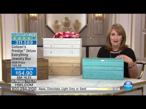 HSN | Colleen Lopez Gemstone Jewelry 06.13.2017 - 03 PM
