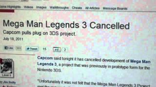 capcom cancel