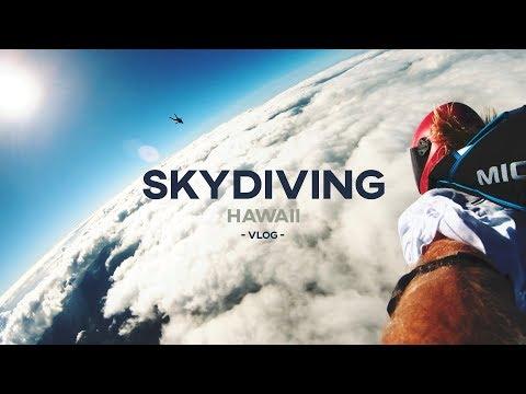 GoPro HERO6: Skydiving at 240fps in Hawaii // Sam Evans