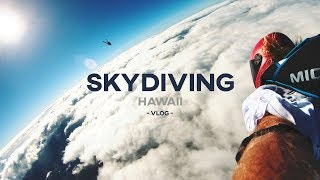 GoPro HERO6: Skydiving at 240fps in Hawaii // Sam Evans