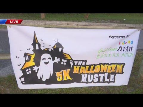 Gulf Coast School for Autism to hold Halloween Hustle 5k