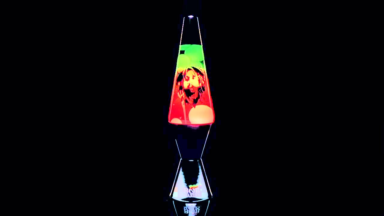 Bob Marley Face Lava Lamp - Spencer's - YouTube