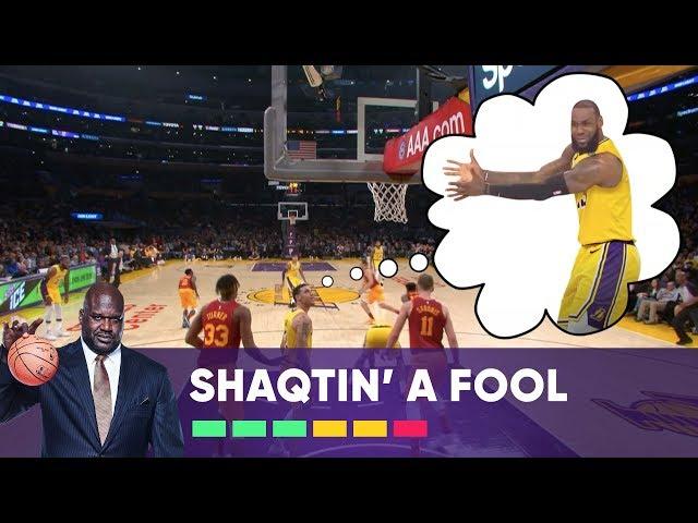 Tragic Bronson Alert! | Shaqtin' A Fool Episode 7