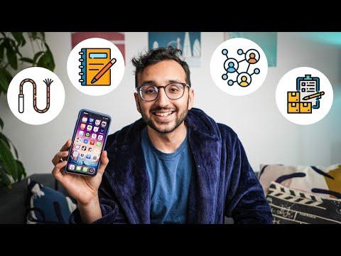 10+ WAYS I USE MY IPAD PRO   Best iPad Apps For Productivity and Organization