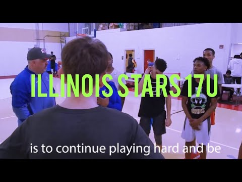 ILLINOIS STARS AAU 2018 TRYOUTS