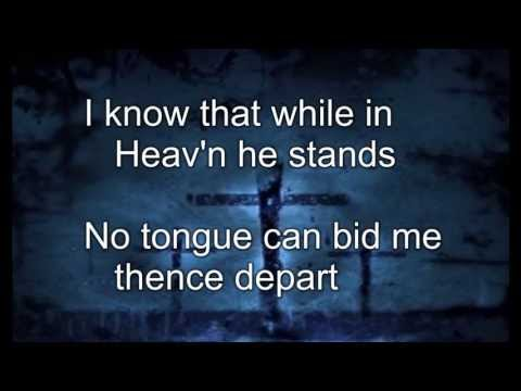 Before The Throne of God Above by Sojourn with Lyrics