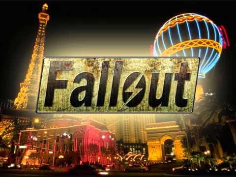 Fallout New Vegas Soundtrack - Orange Colored Sky