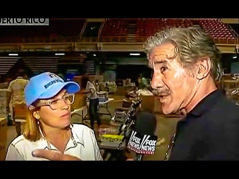 """Geraldo To Puerto Rican Mayor: """"I Don't See People Dying"""""""