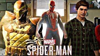 Video Spider-Man PS4 - Peter Parker Gameplay, Shocker Revealed and More! download MP3, 3GP, MP4, WEBM, AVI, FLV November 2017