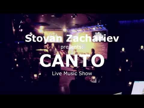 СТОЯН ЗАХАРИЕВ  - Live @ CANTO music show (amateur video)