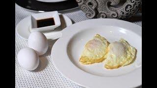 大廚教煎荷包蛋