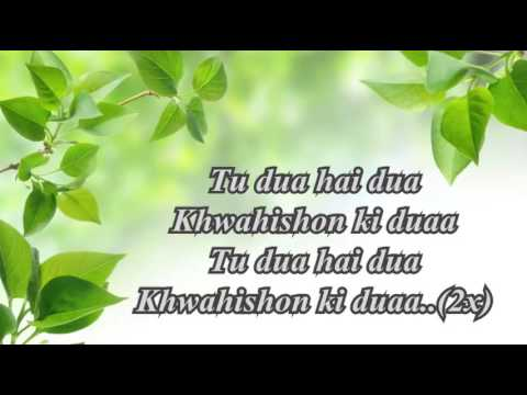 Tu Dua Hai Dua FULL SONG WITH LYRICS from Ishq Ne Krazy Kiya Re
