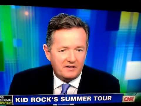 KID ROCK...PIERS MORGAN INTERVIEW 4/12/2013 PART 1