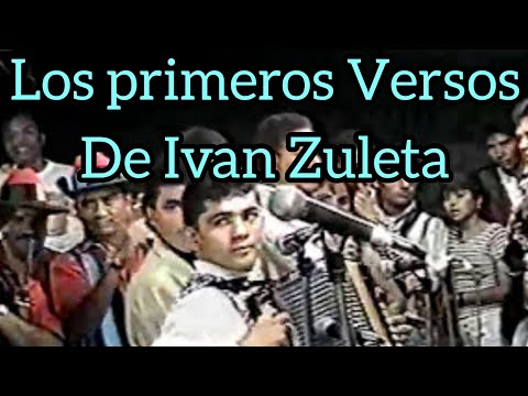 Versos - Diomedes Diaz e Ivan Zuleta En Valledupar 1995