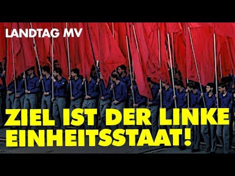Ziel ist der linke Einheitsstaat!