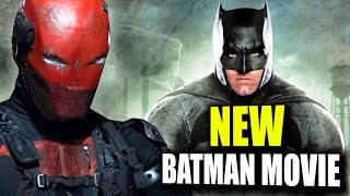Plot details new batman movie!?