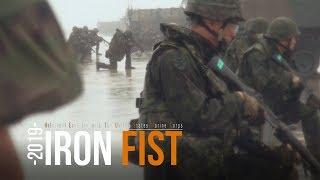 平成30年度米国における米海兵隊との実動訓練(アイアン・フィスト)