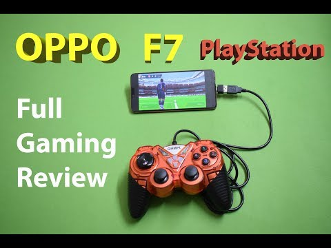 OPPO F7 Full Gaming Review | Quick Unboxing