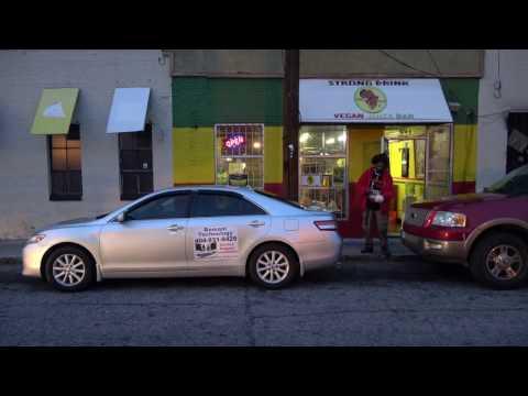 Vegan Doughnuts & Strong Drink Juice Bar - Black Entrepreneurship Highlight