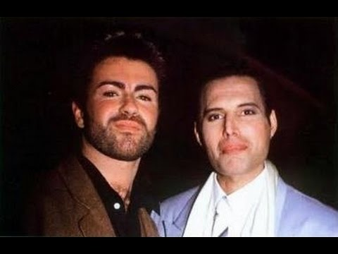 Freddie Mercury talking about George Michael
