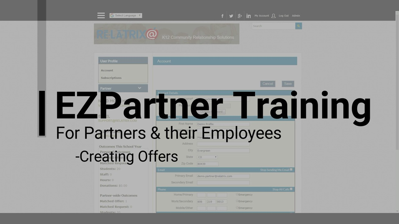 EZPartner - How To Create Offers For Partners