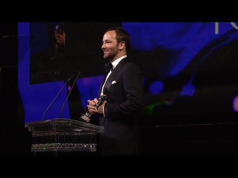 Tom Ford, GB Lifetime Award - 2014 CFDA Fashion Awards