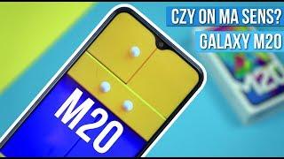 Samsung Galaxy M20 - RECENZJA alternatywy dla Galaxy A40  / Mobileo [PL]