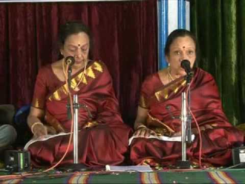 Bombay Sisters - Maha Ganapathim