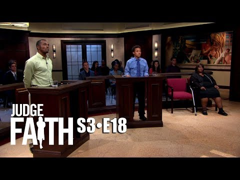 Judge Faith - For The Love of Basketball (Season 3: Full Episode #18)