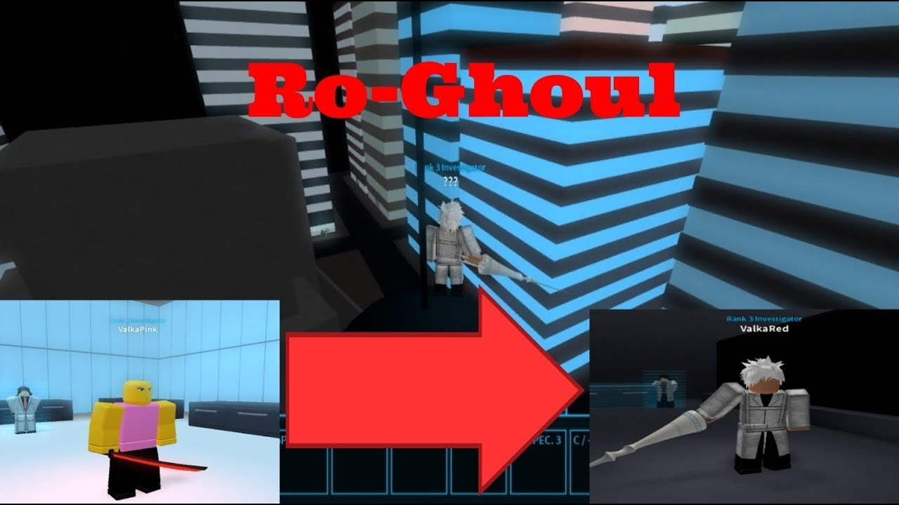 ro ghoul private servers
