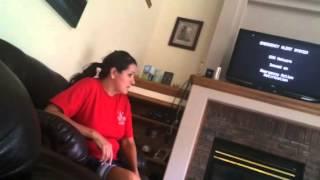 Emergency Broadcast Prank on Mom