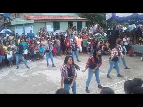 Amazing !!! Goyang Tobelo Kolaborasi Skip Ambon 2017   