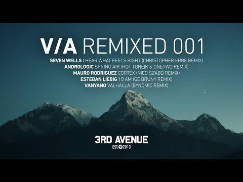 Mauro Rodriguez - Cortex (Nico Szabo Remix) [3rd Avenue]
