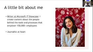 LIVE Now Spoke Webinar | Telling Your Story Anywhere with Aleenah Ansari