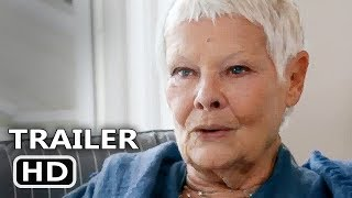 TEA WITH THE DAMES Trailer (2018) Maggie Smith, Judi Dench