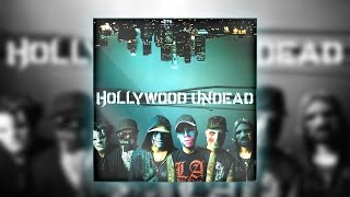 Hollywood Undead - Everywhere I Go [Lyrics Video]